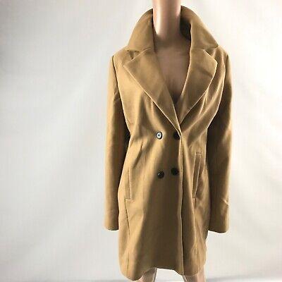 Trench Coat Peacoat Jacket Size, Fashion Union Pea Coat