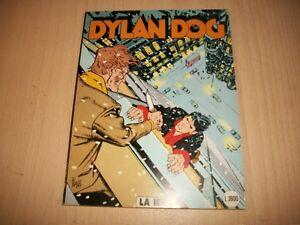DYLAN-DOG-PRIMA-SERIE-ORIGINALE-N-42-LA-IENA-BONELLI-MARZO-1990-OTTIMALE