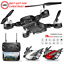 Foldable-WIFI-GPS-FPV-RC-Quadcopter-Drone-1080P-HD-Camera-Selfie-Drone-VR-Gift thumbnail 1