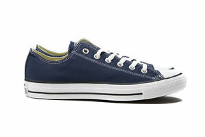 cdb2c375ce22 Converse Chuck Taylor All Star Navy Low Top OX M9697 Canvas New in ...