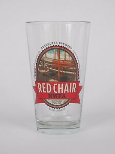 Deschutes-Brewery-Red-Chair-Pint-Glass-NEW