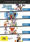 The Looney Tunes Show : Season 1 : Vol 1-5 (DVD, 2014, 5-Disc Set)