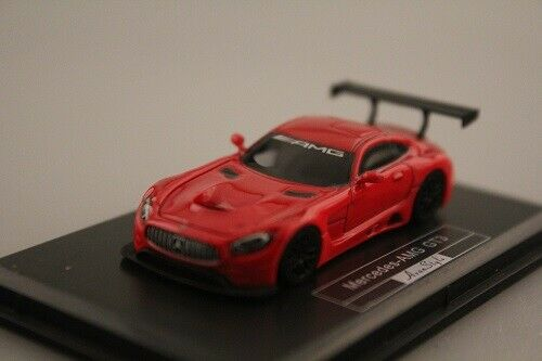 Mercedes-Benz ANG GT3  in Pearl Red  FrontiArt  HO-19  1:87  OVP NEU