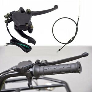 50cc 90cc 110cc 125cc 250cc Atv Quad Brake Lever Assy With Thumb Throttle Back To Search Resultshome