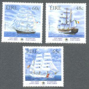 Irlande-tall Ships Race-voiliers Fine Utilisé 2005 (1745-7) Le Prix Reste Stable