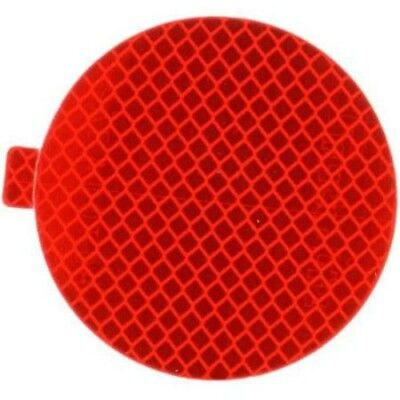 "TRUCK-LITE #98175R3 Red Round Retro-Reflective Tape 3/"" 5pcs 8F4-012*A"