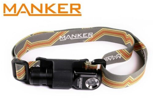 New Manker E03H II Luminus SST20 LED 600 Lumens LED Headlight Flashlight Warm