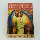 Archangel Oracle Cards Doreen Virtue Guidebook and 45 Card Deck 2004