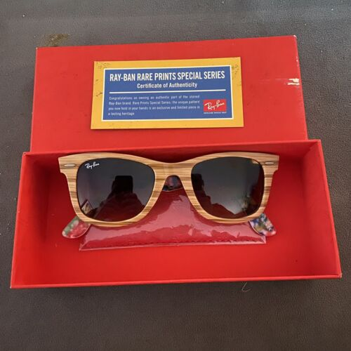 Rayban Sunglasses Wayfarer Wood