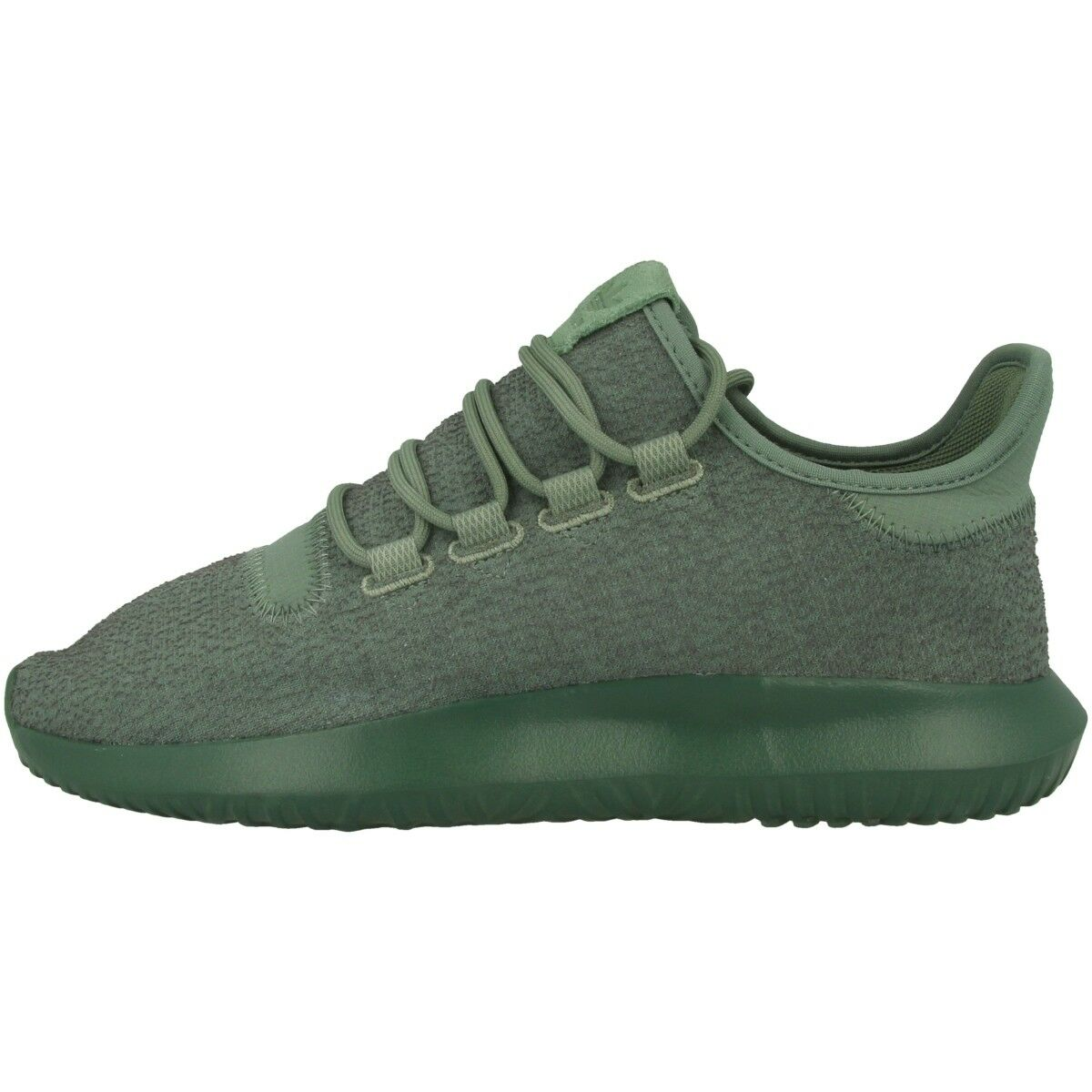 Adidas Tubular Shadow Men Schuhe Sneaker Laufschuhe green BY3573 Knit Runner ZX