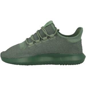 Details zu Adidas Tubular Shadow Men Schuhe Sneaker Laufschuhe green BY3573 Knit Runner ZX