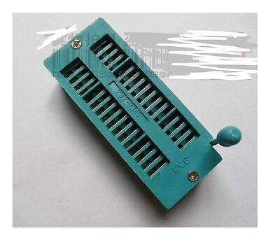 10pcs New 32 Pin Universal ZIF DIP Tester IC Test Socket