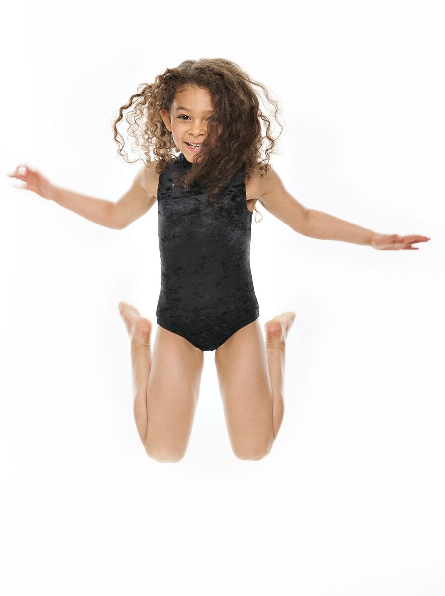 Tous Coloris Gymnastique Danse KDGV017 Velours Velvet Justaucoprs sans Manche KDGV017 Danse 2bb7c7