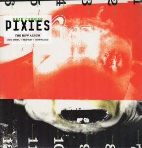 PIXIES-HEAD-CARRIER-PIXIES-MUSIC-RECORDS-VINYLE-NEUF-NEW-VINYL-LP