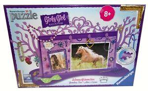 3d Puzzle Mädchen