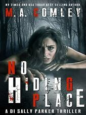 DI Sally Parker Thriller: No Hiding Place 2 by M. A. Comley (2015, CD,...