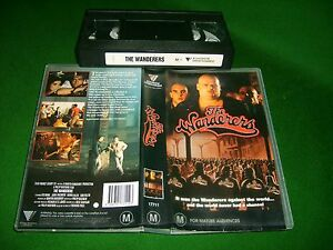 VHS-THE-WANDERERS-1979-Pre-Cert-RARE-Roadshow-Obscure-Cult-Classic-Adult-Drama