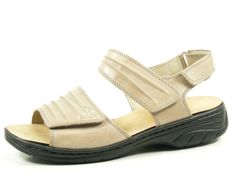 Rieker 64560-42 zapatos señora sandalias sandalias sandalias de cambio plantilla  opciones a bajo precio
