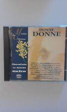 COMPILATION - DONNE DONNE  6 - (CAMERINI,POOH..) ED IL RESTO DEL CARLINO  - CD