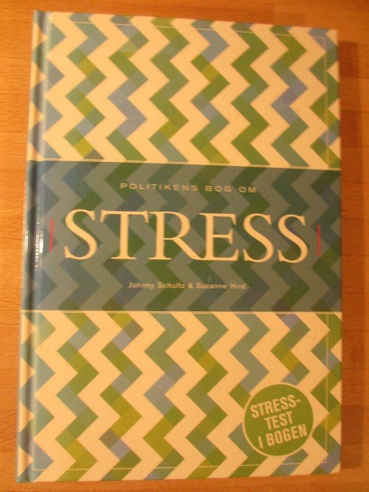 Politikens bog om stress, emne: personlig udvikling
