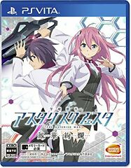 Used PS Vita Gakusentoshi asterisk Festa Oukakenran Japanese Ver. Japan Import