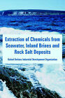 Extraction of Chemicals from Seawater, Inland Brines and Rock Salt Deposits by UN Industrial Development Organization (Paperback / softback, 2005)