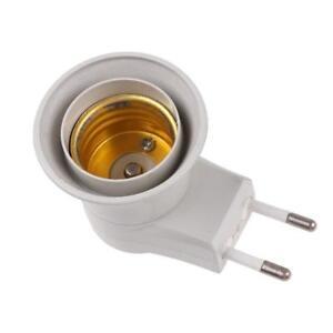 E27-Schraube-Lampen-Birne-Buchse-Basis-Halter-Klammer-LED-Gluehbirnen-adapter