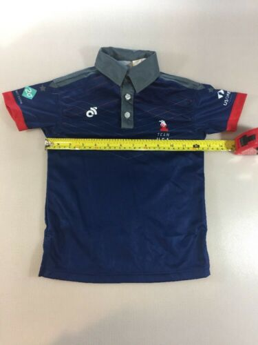 Champion System Child Team USA Chess Casual Polo Shirt Youth XSmall YXS 5617-31