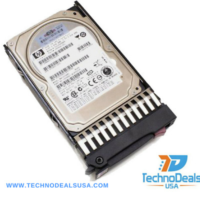 "HP EVA M6412 600GB Internal 10000RPM 1/"" AP732B 518735-001 495276-003 HDD"