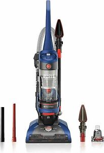 Hoover WindTunnel 2 Blue Whole House Rewind Upright Vacuum Cleaner