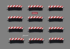 Carrera-Evolution-Digital-124-132-Aussenrandstreifen-Kurve-4-15-12-Stueck-20568