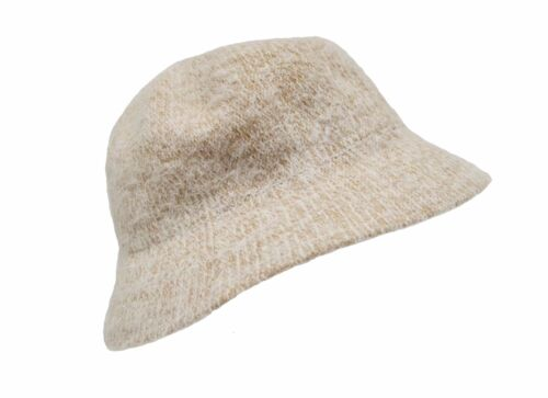 Wool Fuzzy Cloche Scala Style Hat in 6 Colors