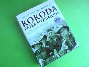 KOKODA-ILLUSTRATED-EDITION-PETER-FITZSIMONS-HCDJ-NEW