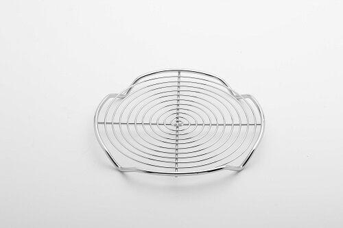 Weis dessous de verre gâteau grille à secteurs grille topfuntersetzer ø 19 CM