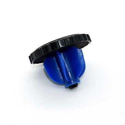 1 x UNIVERSAL EMERGENCY FUEL CAP PETROL DIESEL REPLACEMENT LID NON LOCKING