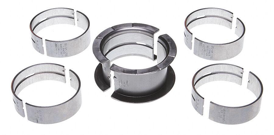 Chevy//GMC 496//8.1 VORTEC Perfect Circle//MAHLE MOLY Piston Rings Set 2001-07 STD