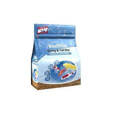 TETRA POND KOI FOOD SPRING AND FALL DIET WHEATGERM 3.08 lb 16481