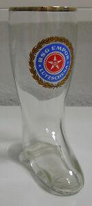 Bierstiefel-Glasstiefel-Saufstiefel-Party-Gag-BSG-Empor-Luezschena-VEREIN-RAR