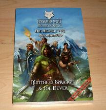 TB Buch - Einsamer Wolf - Mehrspielerbuch - Die Helden von Magnamund - Neu OVP