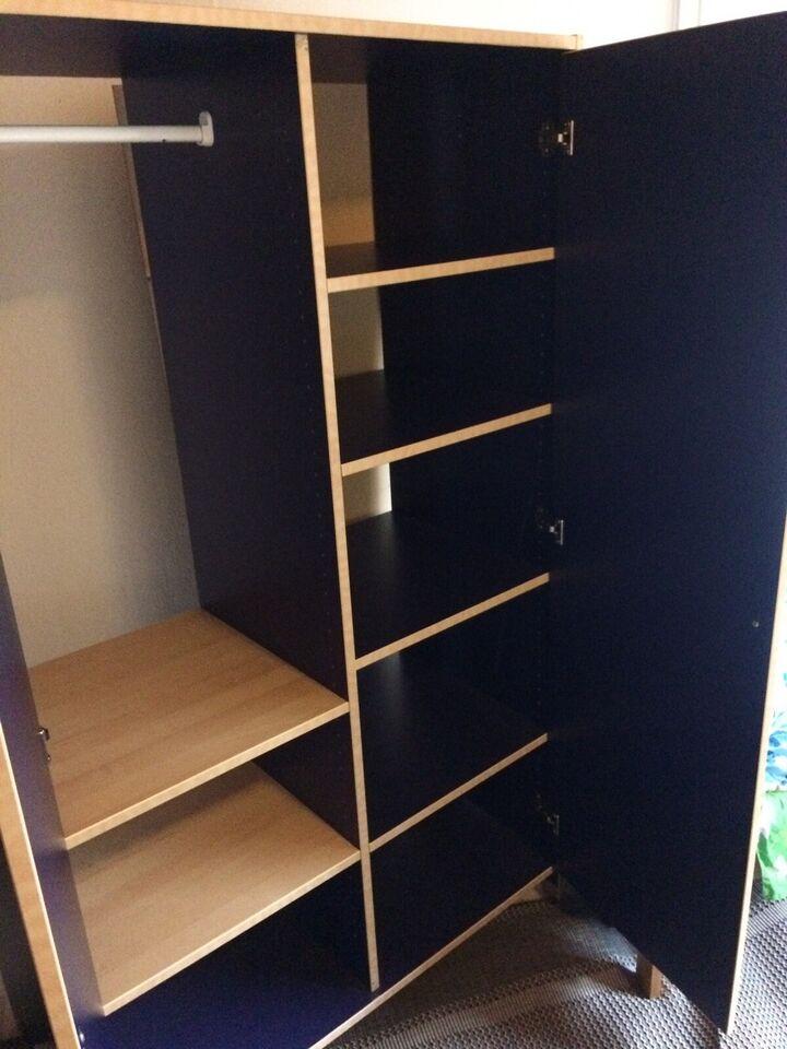 Andet skab, Ikea, b: 100 d: 50 h: 165