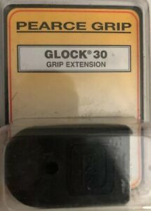 Pearce-Grip-Extension-PG-30-For-Glock-30-1650-RARE-VINTAGE-COLLECTIBLE-SHIP24