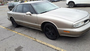 Parts car - Oldsmobile 1997 LSS Supercharged