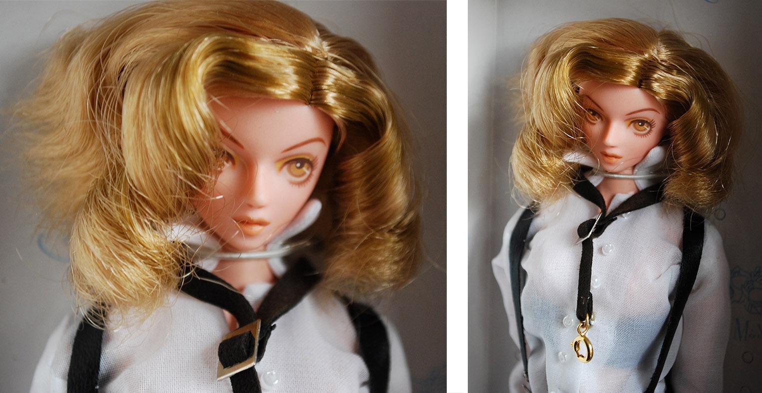 Doll VOLKS Ink Century Model 2002 lolita 1/6 lolita Momoko Pullip Blythe Azone