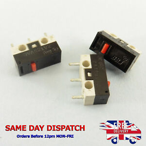 Micro-Switch-2A-Button-Small-Contractor-NO-NC-Push-SPDT-Mini-Microswitch-Z326