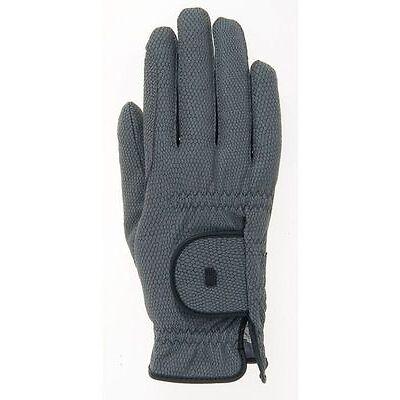 Roeckl Handschuh Light & Grip, Farbe anthrazit (3301-208-080)