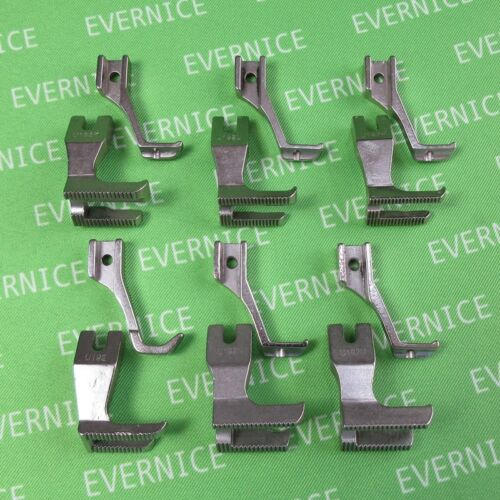 GC0398 6 sets Walking Foot Piping /& Welting Feet for Highlead GC0318 GC0388