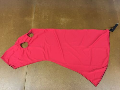Sleazy Sleepwear for Horses Standard Pull On Horse Hood Sleazy Multiple Sizes