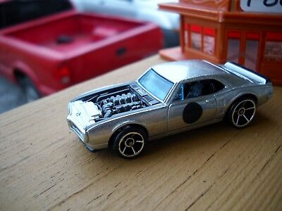 Hot Wheels /'67 1967 Custom Pontiac Firebird Muscle Mania 1//10 1:64 scale diecast