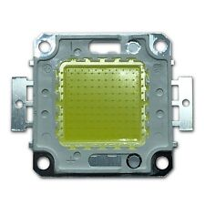 100 W Watt LED Chip kaltweiss, 11000 Lm,6000K,kw, COB,Fluter,Flutlicht, Aquarium