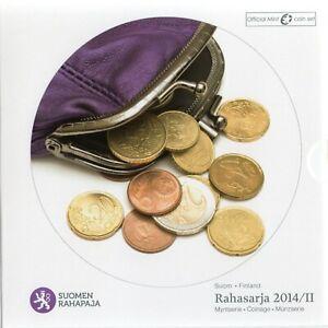 SÉRIE EURO BRILLANT UNIVERSEL (BU) - FINLANDE 2014 II